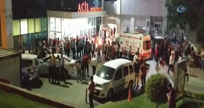 Vatan Emniyette polise saldırı!