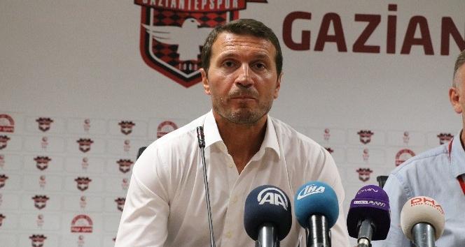 Gaziantepspor - Ümraniyespor maçının ardından