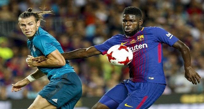 Real Madrid, Barcelona'yı evinde ezdi geçti