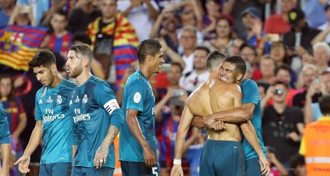 El Clasicoda gülen taraf Real Madrid | Barcelona 1-3 Real Madrid