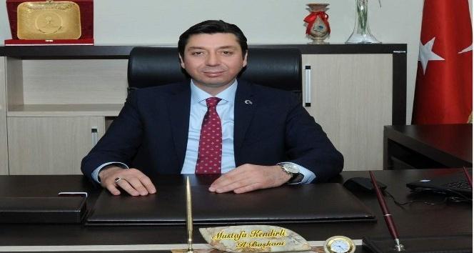 """AK Parti İl Başkanı Mustafa Kendirli: """"AK Partinin yolunu millet çizdi"""""""