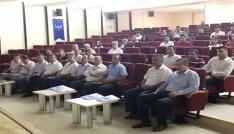 Mardinde tarım ve hayvancılık masaya yatırıldı