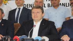 AK Parti Denizli teşkilatı 16ıncı yılı kutladı