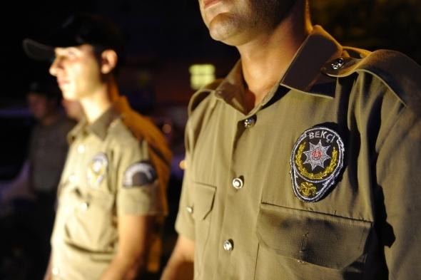 İstanbul'da 'Gece Kartalları' göreve başladı