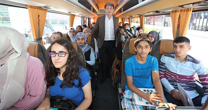 Gaziosmanpaşa Belediyesinden başarılı öğrencilere Bosna Hersek gezisi