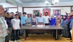 Kayapınar teşkilatı AK Partinin 16ncı kuruluş yıldönümünü kutladı