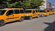 Muşta, ÖTV indirimiyle ticari taksiler yenilendi