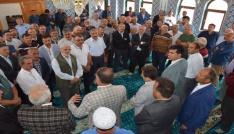 Reşadiyede Cami ve Kültür merkezi açılışı yapıldı