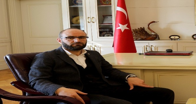 AK Parti Ağrı İl Başkanı Atmaca görevinden istifa etti