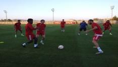 Elazığsporda Eskişehirspor hazırlıkları