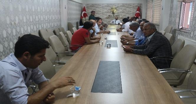 AK Parti Ağrı İl Başkanı Atmaca: Ağrı her zaman kaybedecektir