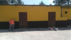 Şahnalı ve Yılmazköy yazlık düğün alanlarına ek bina yapıldı