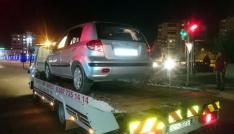 Alkollü sürücü yayaya çarptı: 1 ölü, 1 yaralı