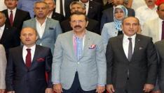 """TOBB Başkanı Hisarcıklıoğlu: """"Avrupada satılan her 4 televizyondan bir tanesini biz üretiyoruz"""""""