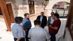 """Milletvekili Eldemir; """"Yeni Hal Camiinin ihalesi 12 Eylülde yapılacak"""""""