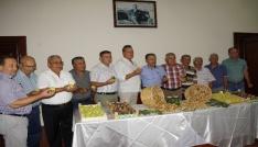 Aydın Ticaret Borsası yılın ilk kuru incirini kilosu 70 TLden aldı