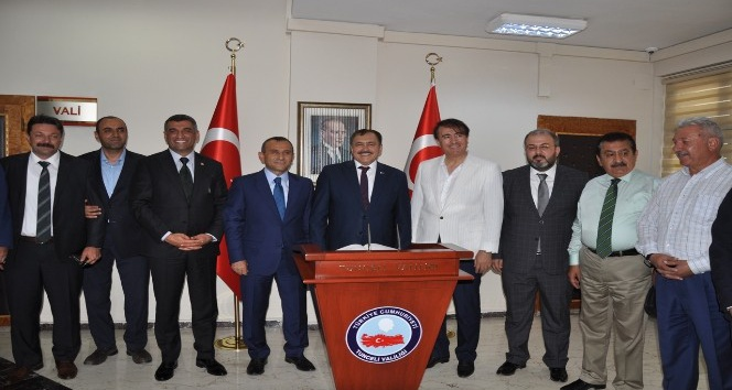 Orman ve Su İşleri Bakanı Eroğlu, Tunceli'de