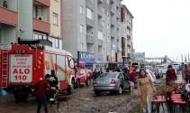 Erzurumda selin yaraları sarılıyor