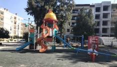 Karşıyakanın parkları yenileniyor