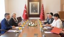 Kılıçdaroğlu, İngiliz Bakan Duncan'la görüştü