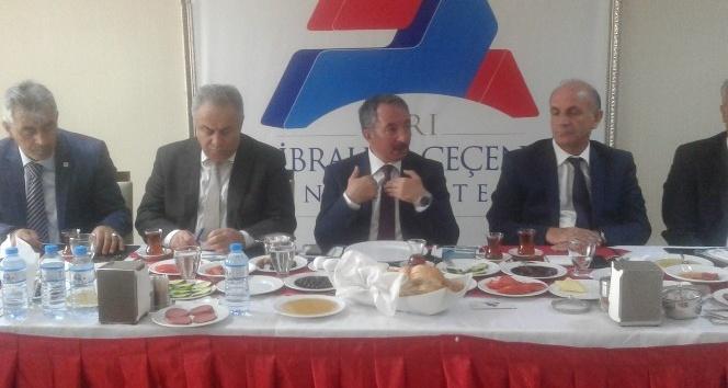 Rektör Karabulut: Ağrı İbrahim Çeçen Üniversitesi yüzde 82 doluluk oranına ulaştı