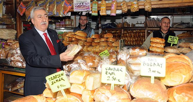 Palandöken, En çok ekmek israfı fırın ve hanelerde yapılıyor