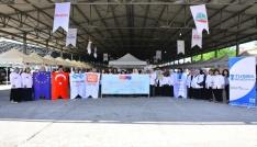 Tuşba Belediyesi, TUŞMEK projesiyle uluslararası festivalde
