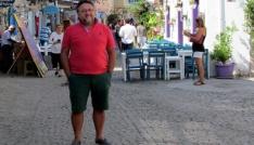 Çeşmedeki turizmcilerde Kurban Bayramı tatili sevinci