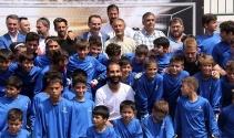 İBB ve Başakşehir spor kulübü geleceğin kalecilerini yetiştiriyor