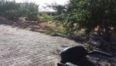 Sağanak yağış Mucurda bahçe duvarını yıktı