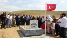 Tendürek Dağındaki terör operasyonunda şehit olan İsmail Denizin annesi Miyeser Deniz: