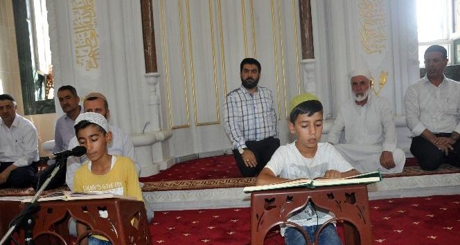 Midyatta Kuran kursları kapanış töreni yapıldı