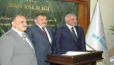 Bakan Eroğlu Vanda