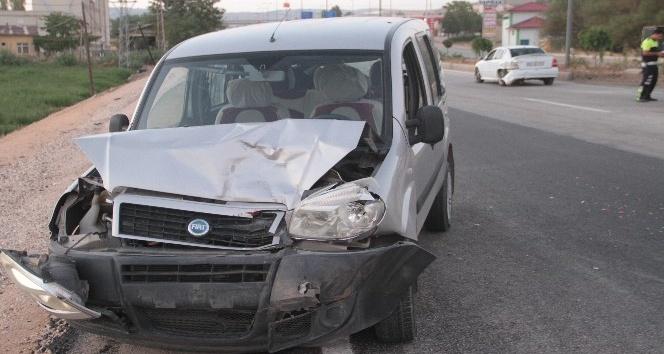 Elazığda trafik kazası: 7 yaralı