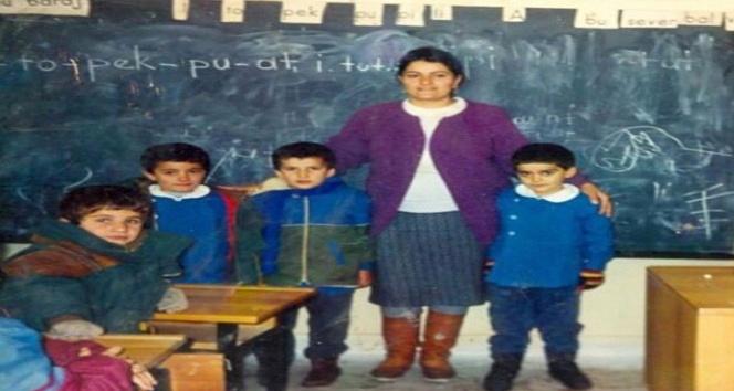 Şemdinlinin ilk kadın öğretmeni Nimet Öz hayatını kaybetti
