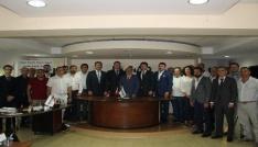 MÜSİAD ve Rus heyet arasında iyi niyet ve işbirliği anlaşması