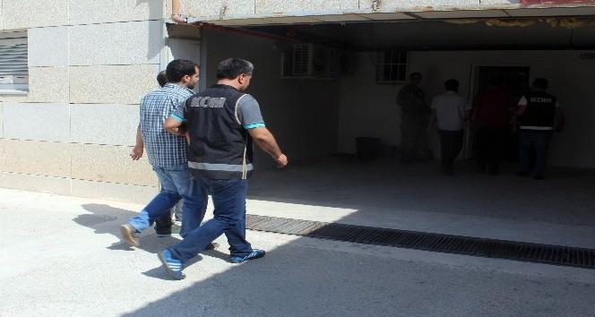 Elazığ merkezli FETÖ operasyonu: 10 şüpheli tutuklandı