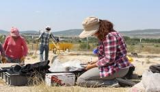 Denizlideki kazı çalışmalarında 8 bin 600 yıllık bulgular elde edildi