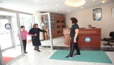 Şahinbey sosyal tesisinde yeniden hayata tutundu
