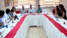 Vanda halk eğitim merkezi müdürleri toplantısı