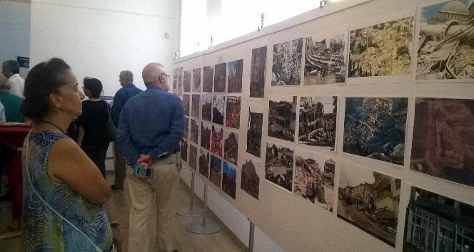 """Aydında """"Milad Marmara Depremi ve Fotoğraflar"""" konulu seminer düzenlendi"""