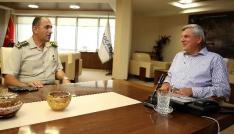 """Başkan Karaosmanoğlu: """"Bu görevi azim ve kararlılıkla yapacağınıza inanıyorum"""""""