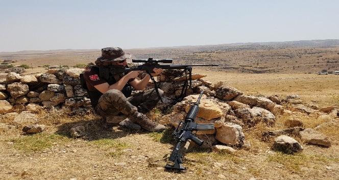 Yakalanan terörist itiraf etti, güvenlik kuvvetleri örgün mühimmatlarını buldu