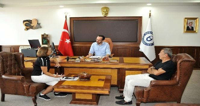 ADÜ Futbol Takımı, Amerikada Türkiyeyi temsil edecek