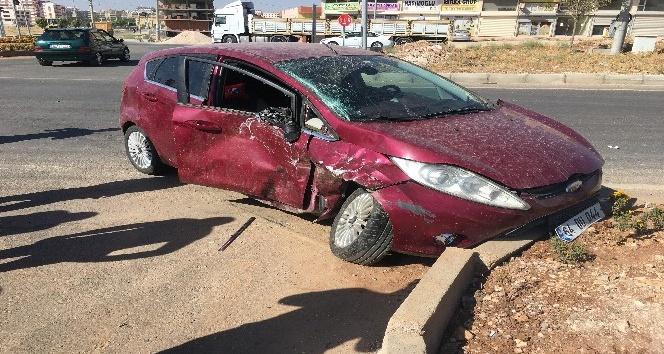 Midyat trafik kazası: 4 yaralı
