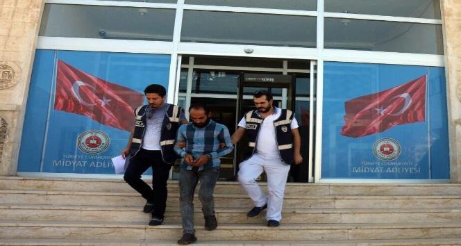 Mardinde terör operasyonu: 2 gözaltı