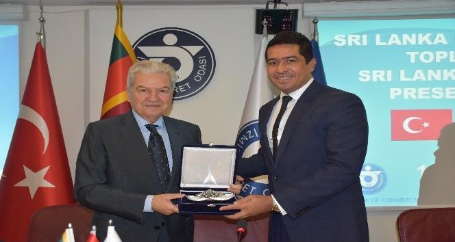 İzmir Ticaret Odası Başkanı Demirtaş: İzmir Avrupaya sıçrama noktası