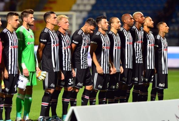 Kasımpaşa, Beşiktaş maçından kareler