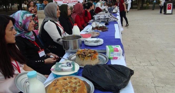Nusaybinde yöresel yemek yarışması düzenlendi