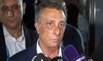 Ahmet Nur Çebi: Umarım başarıyı bir sonraki turda devam ettirebiliriz